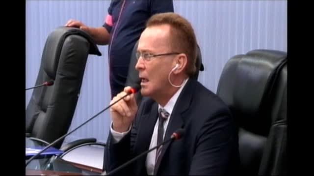 Sessão Solene - Eleição da Mesa
