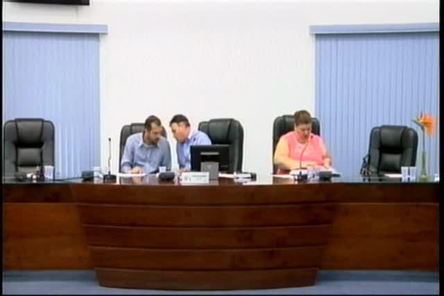 Audiência Pública Saúde Prefeitura municipal 3º Quadrimestre 2016 - 23/02/2017